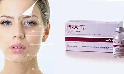 Пилинг с помощью PRX T33 — показания и особенности процедуры